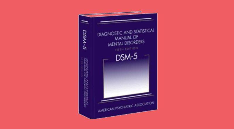 de dsm-5 (dsm-v)
