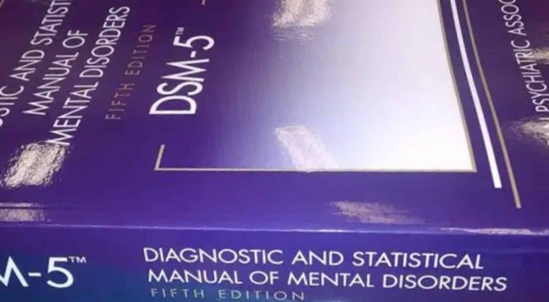 wat is de diagnostic and statistical manual of mental disorders (dsm)