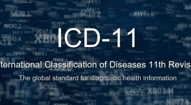 psychische stoornissen in de international classification of diseases (icd)